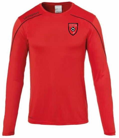 Moors Youth Stream 22 Long Sleeve Matchday Shirt