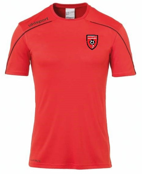 Moors Youth Stream 22 Short Sleeve Matchday Shirt