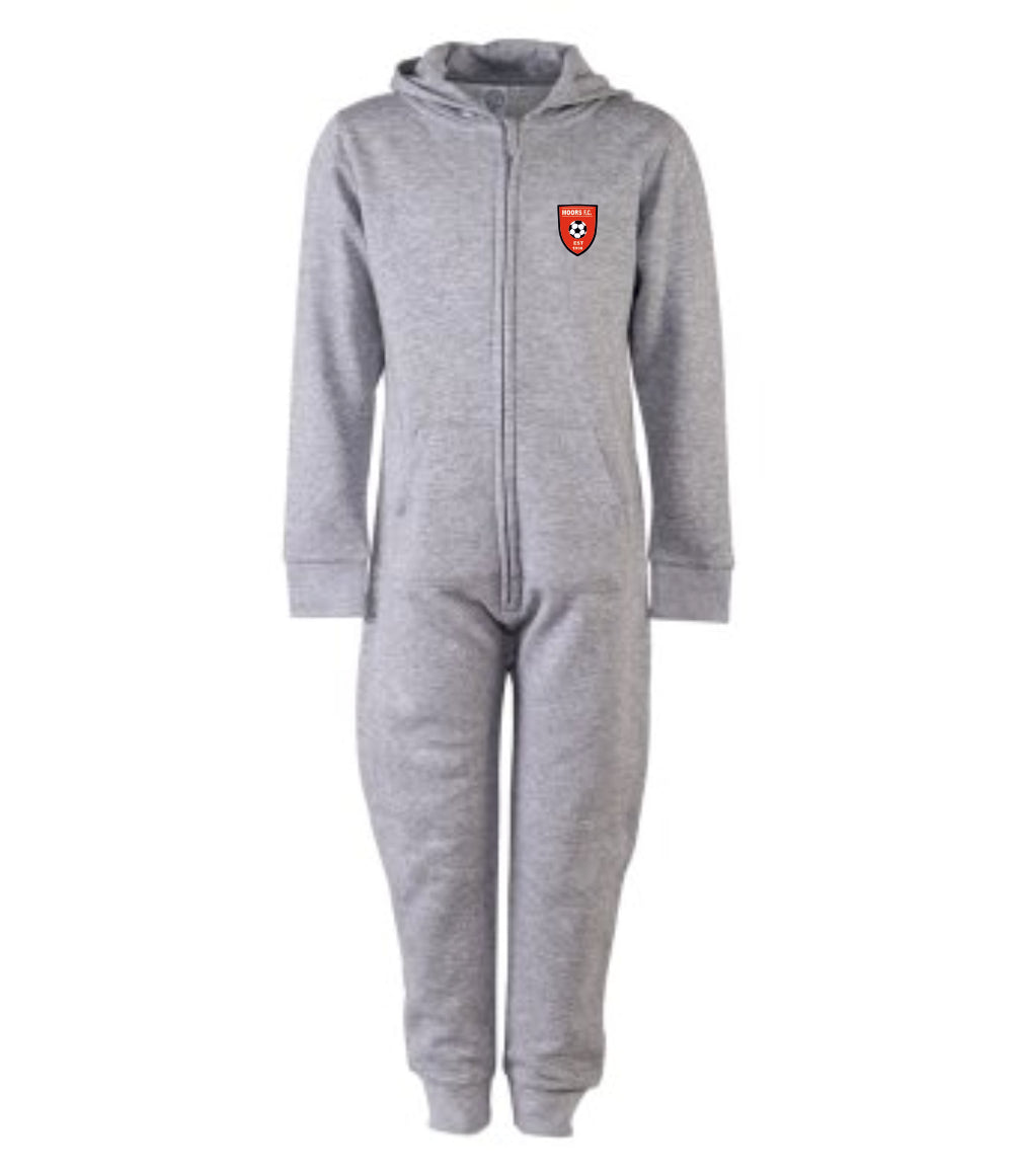 Moors Youth FC Minni Kids All In One (Heather Grey)