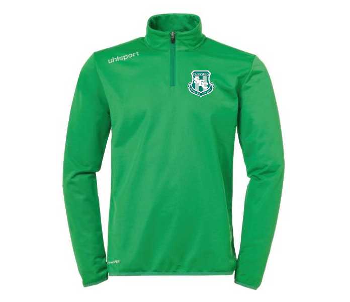 Street FC Essential 1/4 Zip Top