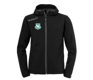 Street FC Essential Softshell Jacket (Black)