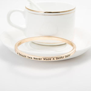 A Skillful Sailor Bangle