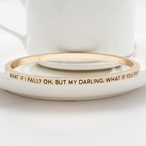 What If Fall? Bangle
