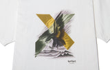 ORIENTAL X EAGEL TEE - OFF WHITE