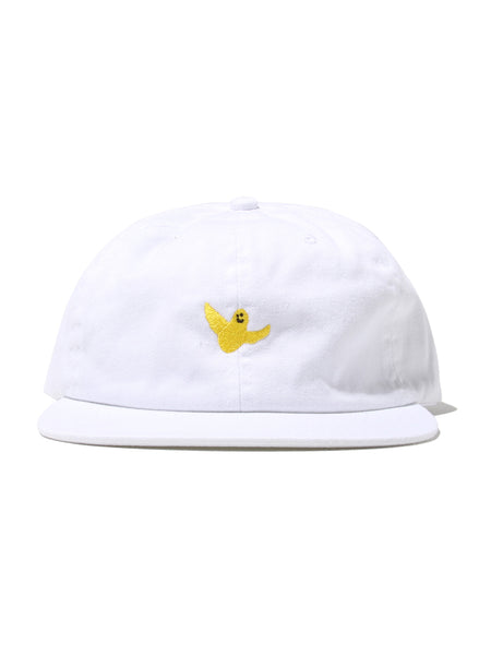 MG BALL CAP - WHITE