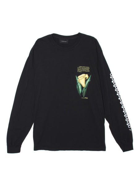 LILY LS JERSEY - BLACK