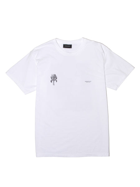 STILL LIFE SS JERSEY - WHITE