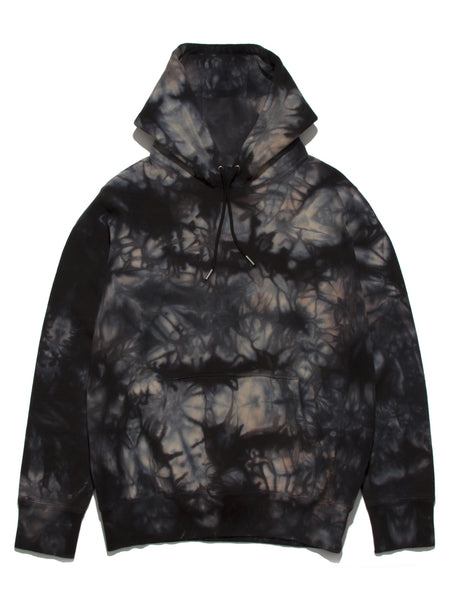 NATURAL DYED HOODIE - CLAY DYE