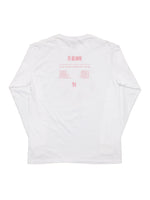 IN BLOOM LS - WHITE