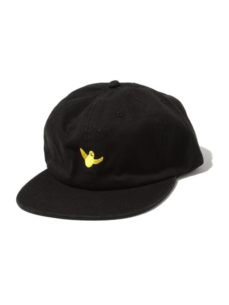 MG BALL CAP - BLACK