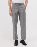 WORK TROUSER - GLEN CHECK