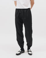 WARM UP TROUSER - BLACK SHARKSKIN