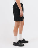 WARM UP SHORTS - BLACK