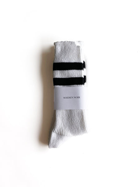 STANDARD GYM SOCK - WHITE