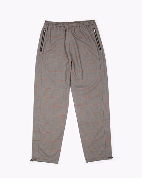 WARM UP TROUSER - CHECK(3124)