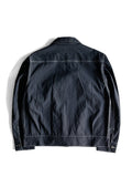 NYLON RANCH JACKET - BLACK(3202)