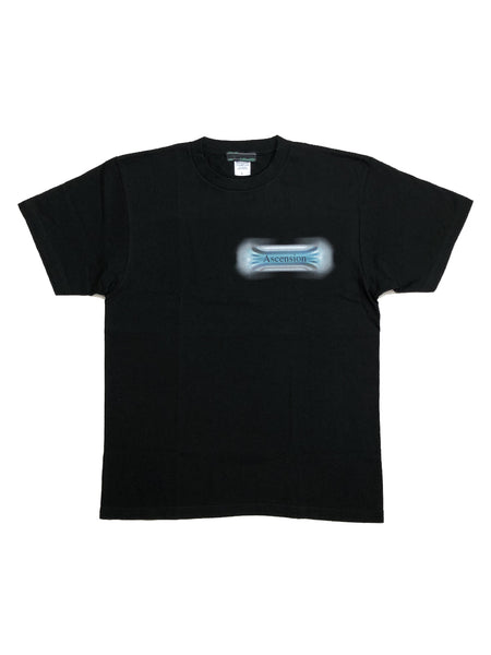 ASCENSION SS TEE - BLACK