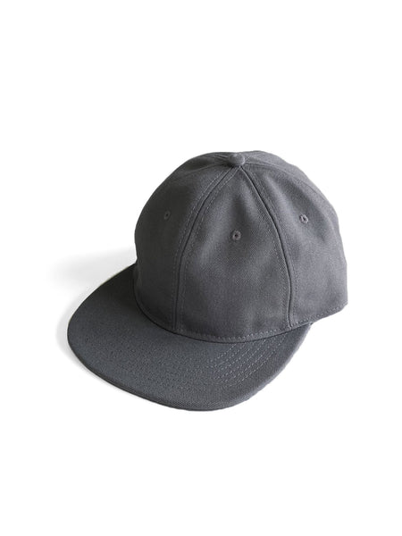 SIMPLE BALL CAP - GREY