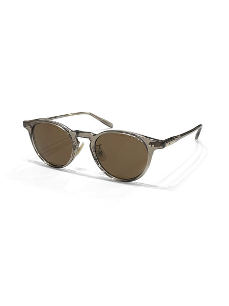 ボストンクラブ HUDSON - S04(CLEAR BROWN/DARK BROWN)