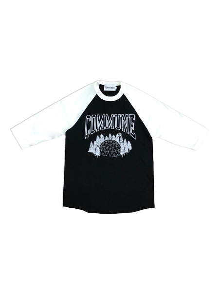 COMMUNE RAGLAN - BLACK