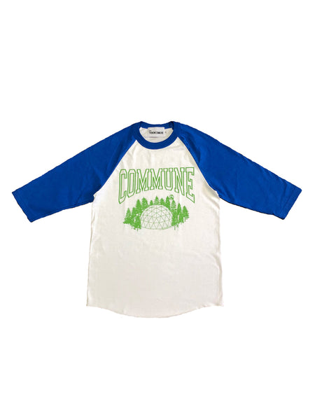 COMMUNE RAGLAN - BLUE