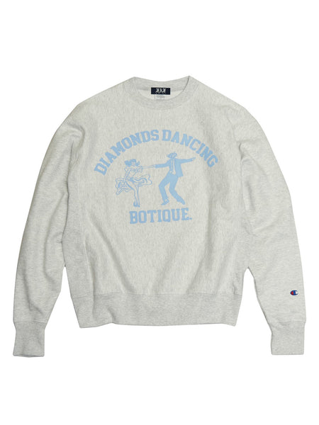 DDB SWEATSHIRT - GREY