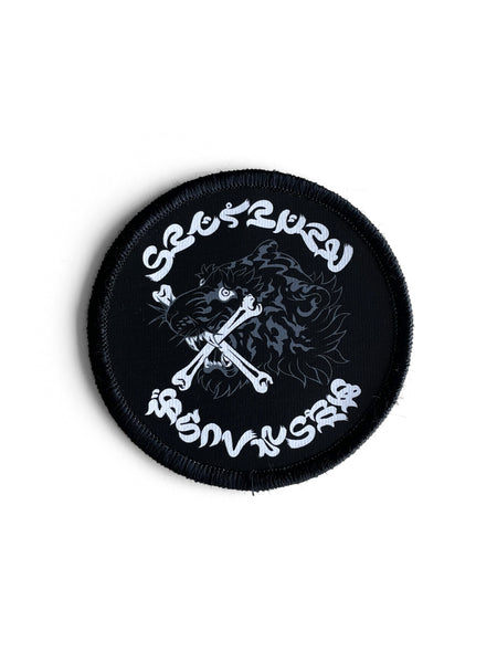 BTCB PATCH - BLACK