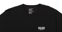 MG DOG SS TEE - BLACK