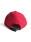 SIMPLE BALL CAP - RED