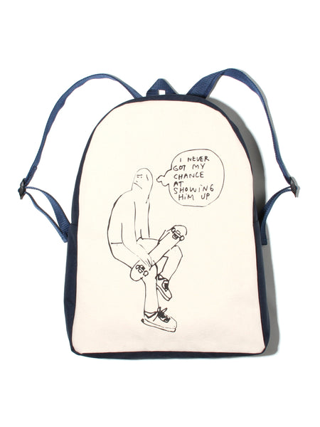 MG BACKPACK - NAVY