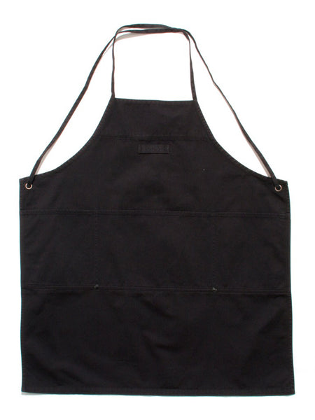 GIVE AWAY APRON III - BLACK
