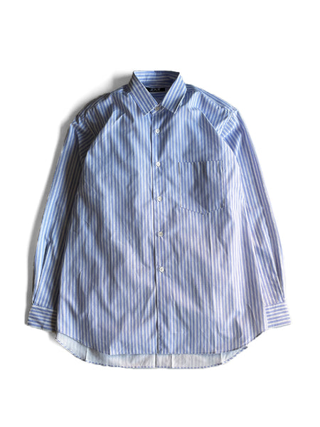 BARBED WIRE SHIRT - BLUE