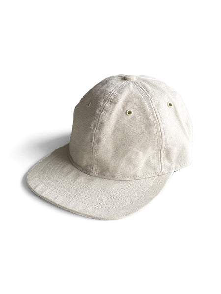 SIMPLE BALL CAP - NATURAL