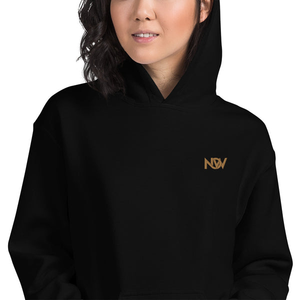 NOW Cozy White Sweatshirt Hoodie