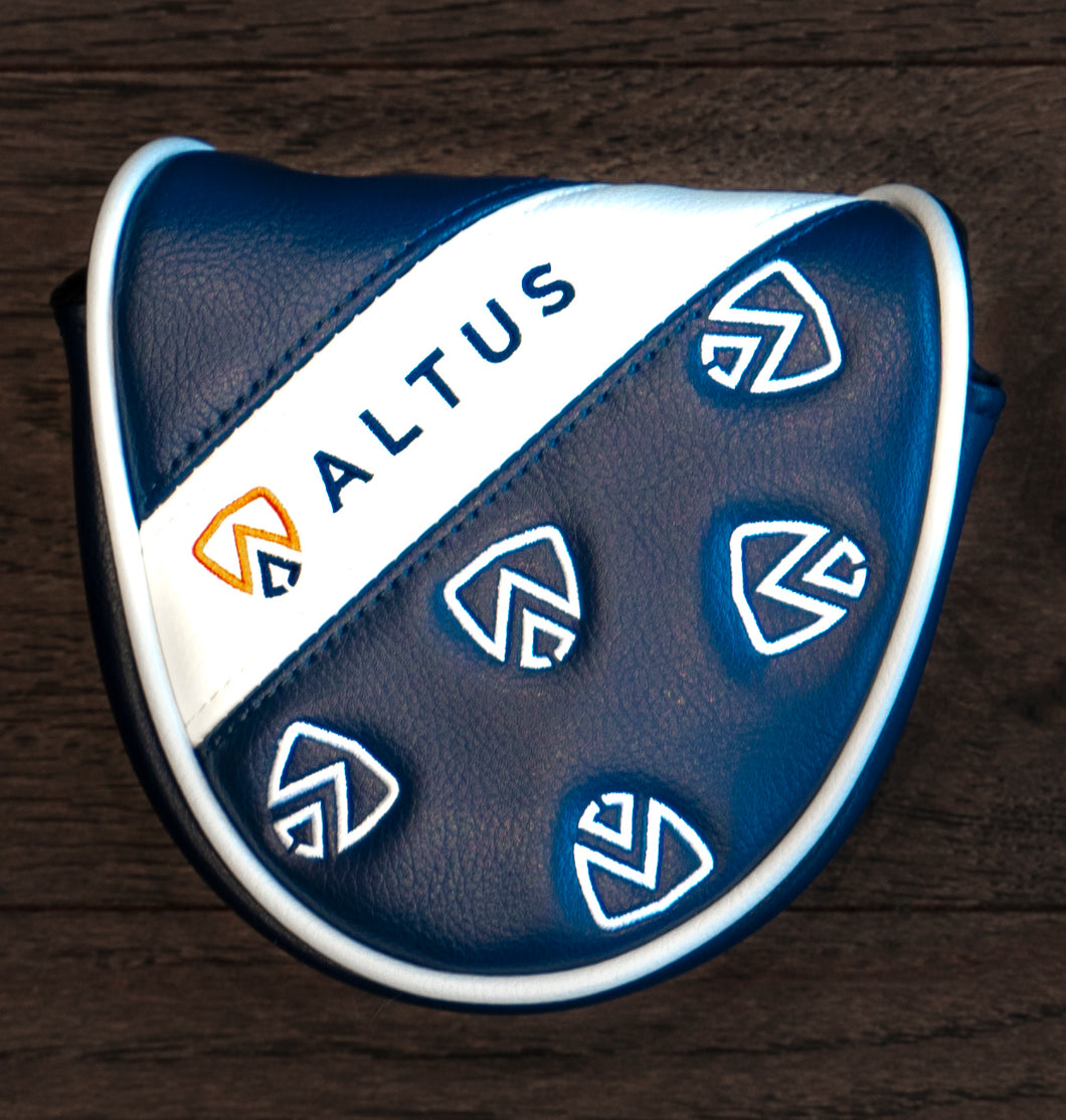 Team ALTUS Mallett Putter Cover