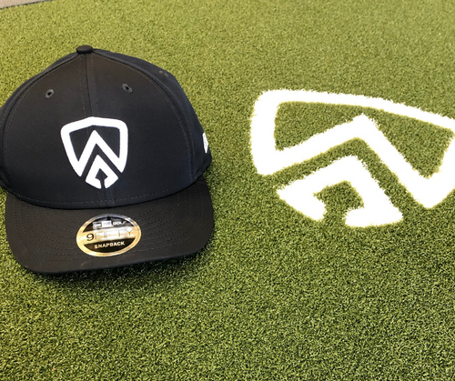 New Era Shield Snapback - Navy