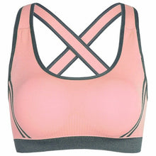 Load image into Gallery viewer, Women's Wireless Moving Comfort Sports Bra