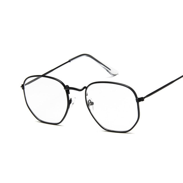 Vintage Square Sunglasses For Women and Men