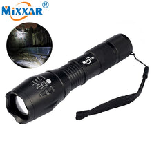 Load image into Gallery viewer, Powerful Waterproof LED Flashlight