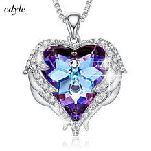 Load image into Gallery viewer, Swarovski Necklaces Fashion Jewelry For Women Pendant