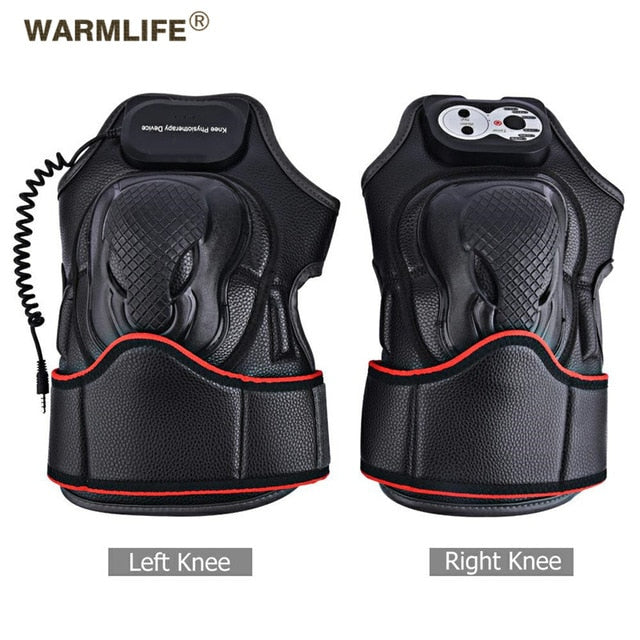 Knee Magnetic Vibration Heating Massager Joint