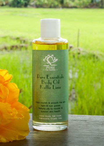 Pure Essentials Body Oil Kaffir Lime 85ml