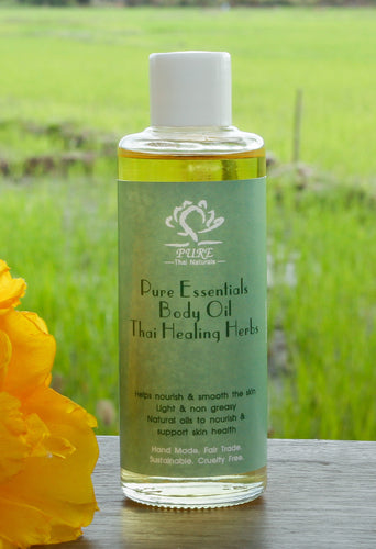 Pure Essentials Body Oil Thai Healing Herbs 85ml
