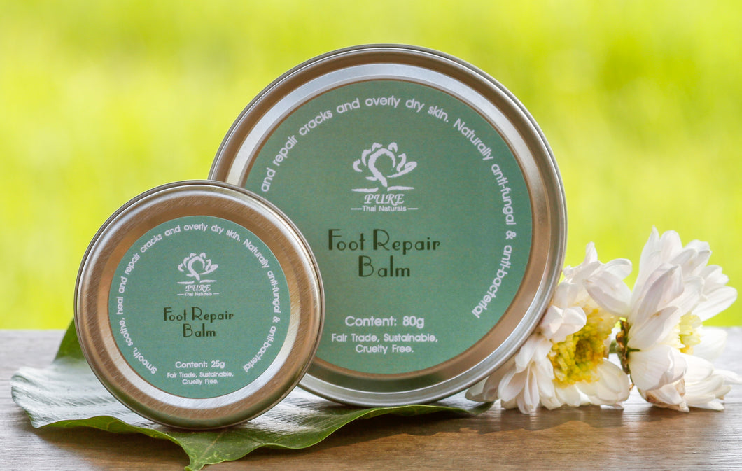 Foot Repair Beeswax Balm Duo
