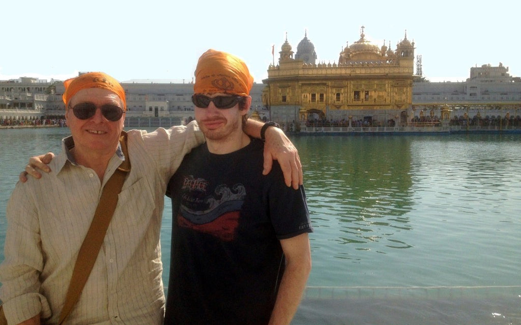 Indian Travels: The Day of the Orange Turbans