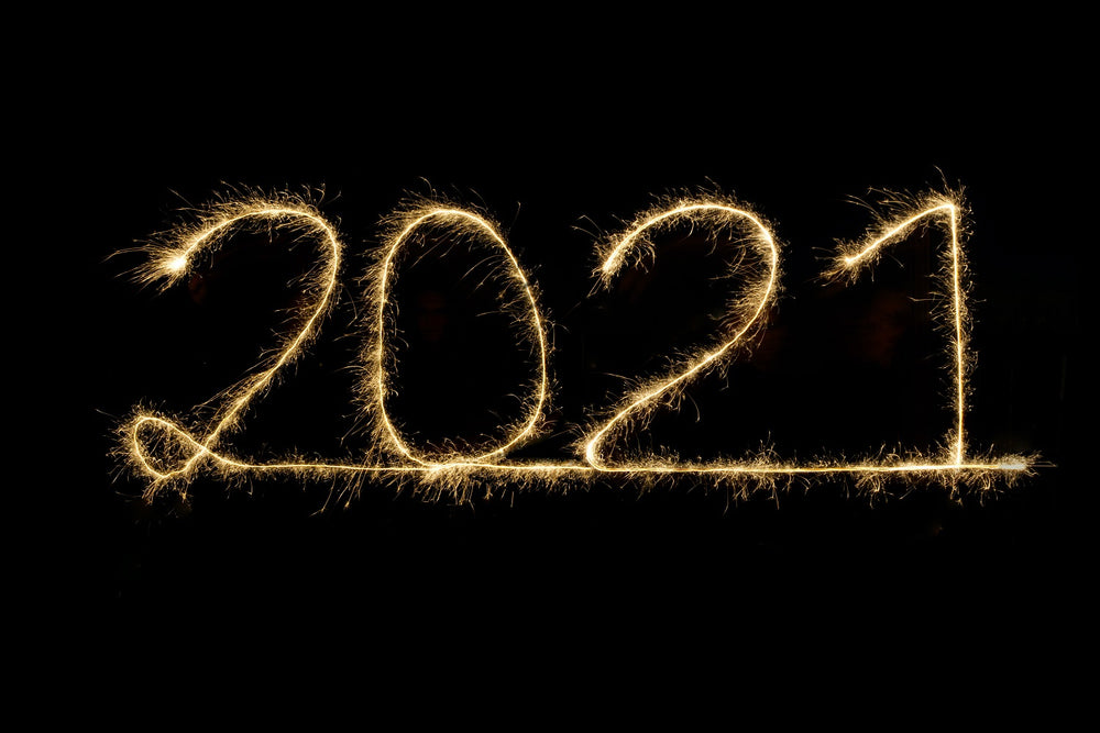 Happy New Year! We are ready for 2021