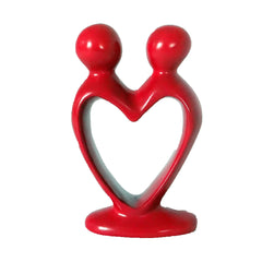2 Lovers Statue made from Soapstone