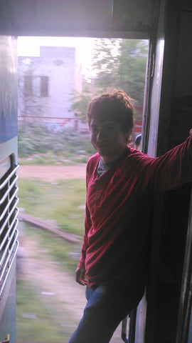 Indian Train Travel
