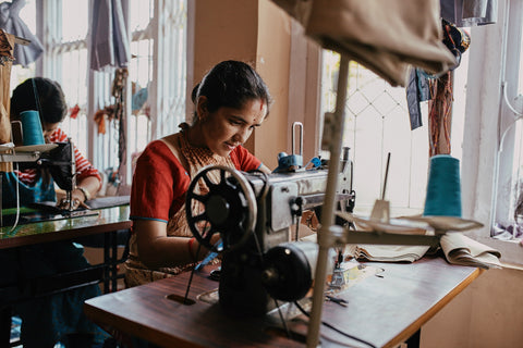 Nepalese Female Worker Photo by Rafael Saes on Unsplash