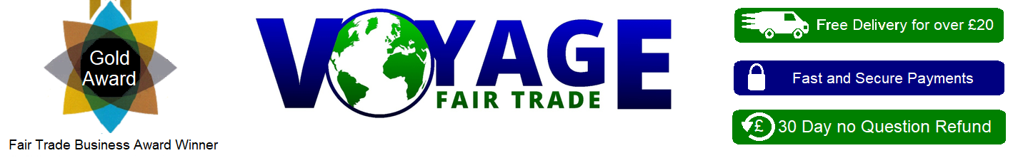 Voyage Fair Trade - Award winning Business
